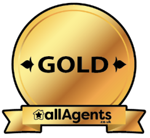 allAgents Best Letting Agent in Cambridge Gold Winner Award