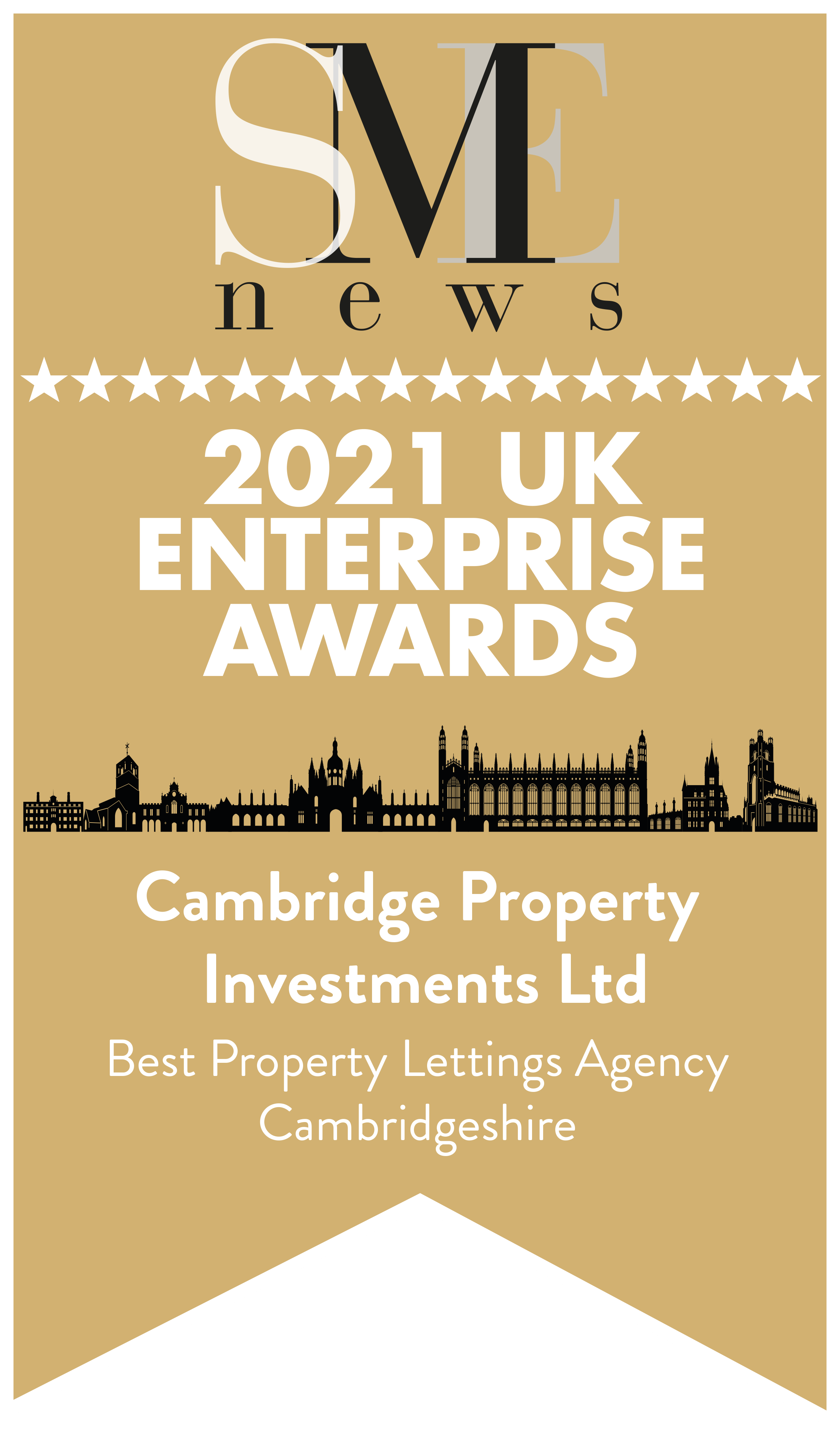 SME Best Property Lettings Agency Cambridgeshire
